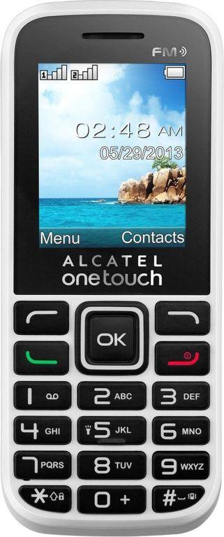 Alcatel touch 1042d dual sim